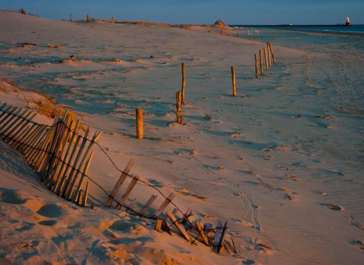C'Patch Sunset . Dunes Sunrise 2.23.2014_3475