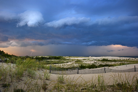 Cape Point Squall . Lewes Harbor 8.22.2013_0765